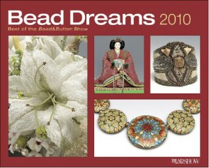 Bead Dreams calendar featuring 2008 winners
