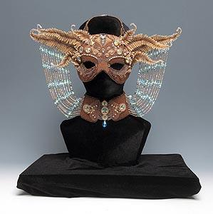 "Melissa Grakowsky's ""Ceremonial Headdress"""