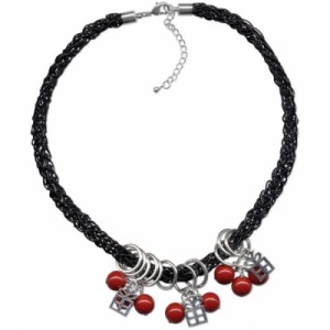 shell_pearls_christmas_cluster_choker
