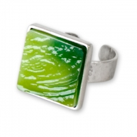 """""""The Grass is Always Greener"""" Ring"""