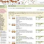 Olive wood beads