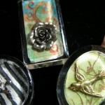 Mouse-design-challenge-glass-tiles-metal charms