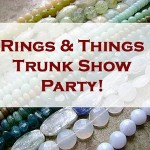 Bead soup / bead show party