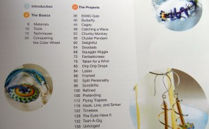 Totally Twisted - table of contents