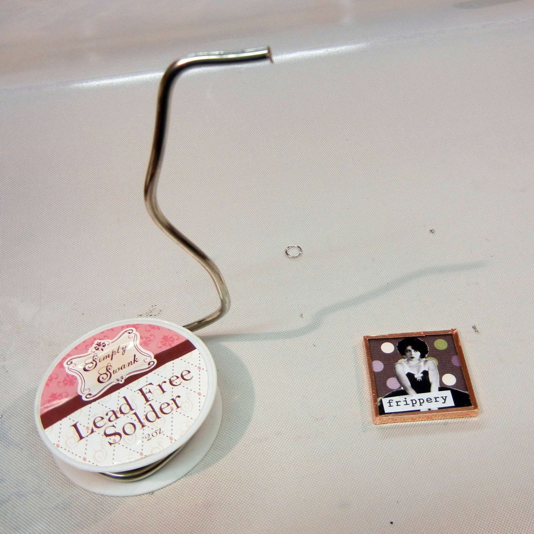 how to solder jewelry with simply swank tools rings and