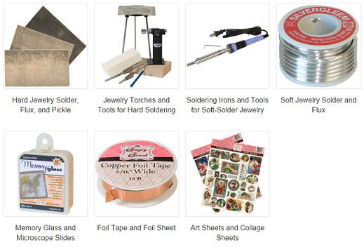 Jewelry Soldering Tools and Accessories