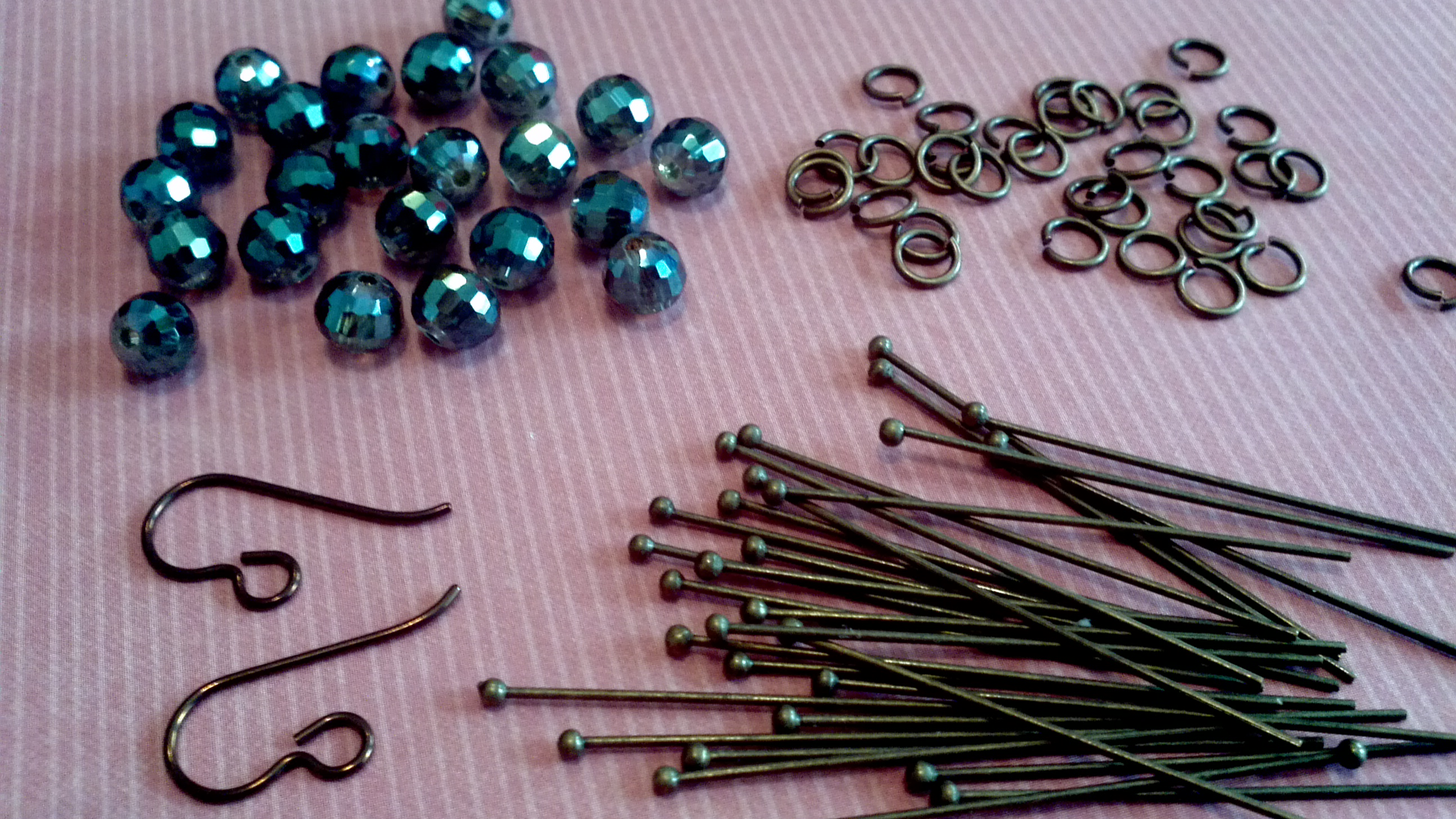 jewelry supply how to make cluster earrings rings and things 3507