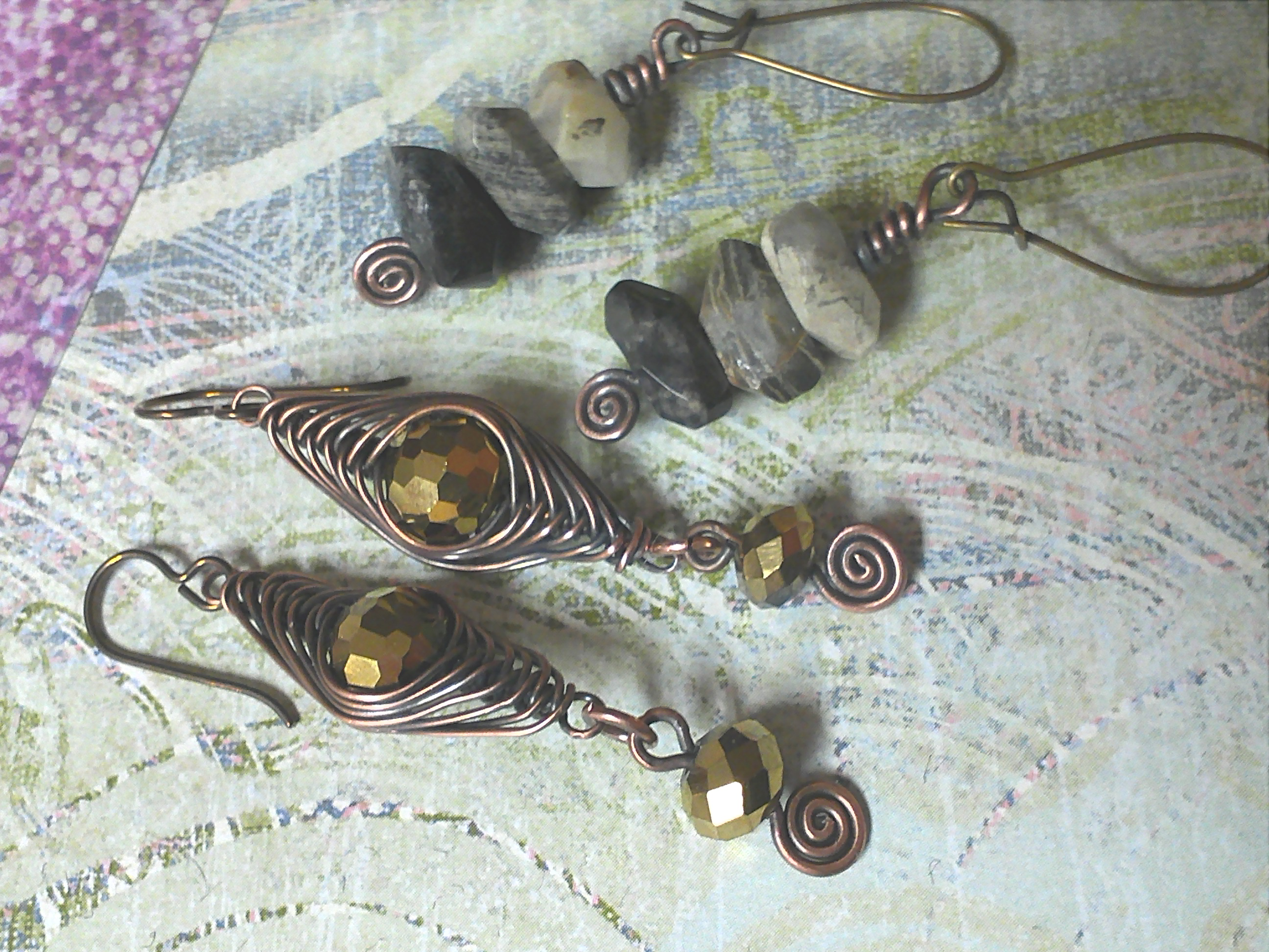 Three Great Ways to Incorporate Swirls into your Jewelry – Rings and ...