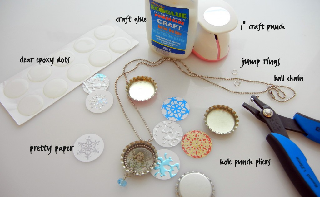 twelve days of christmas jewelry designs 2 bottle cap