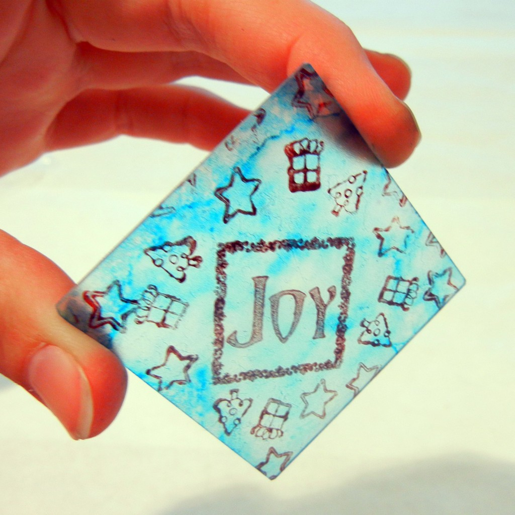 joy-stamped-frosted-glass