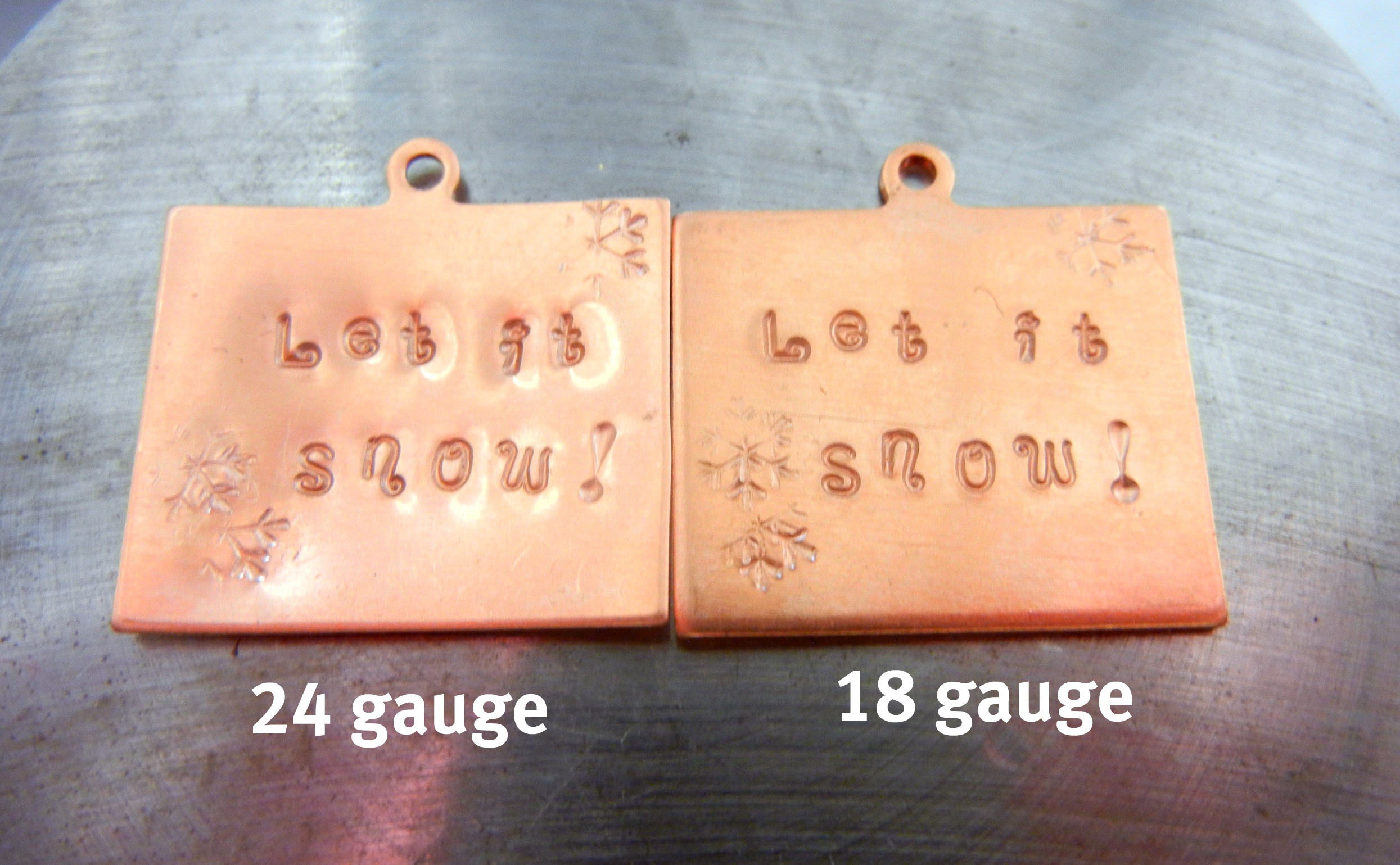 Copper Sheet Metal Gauge Ibovnathandedecker