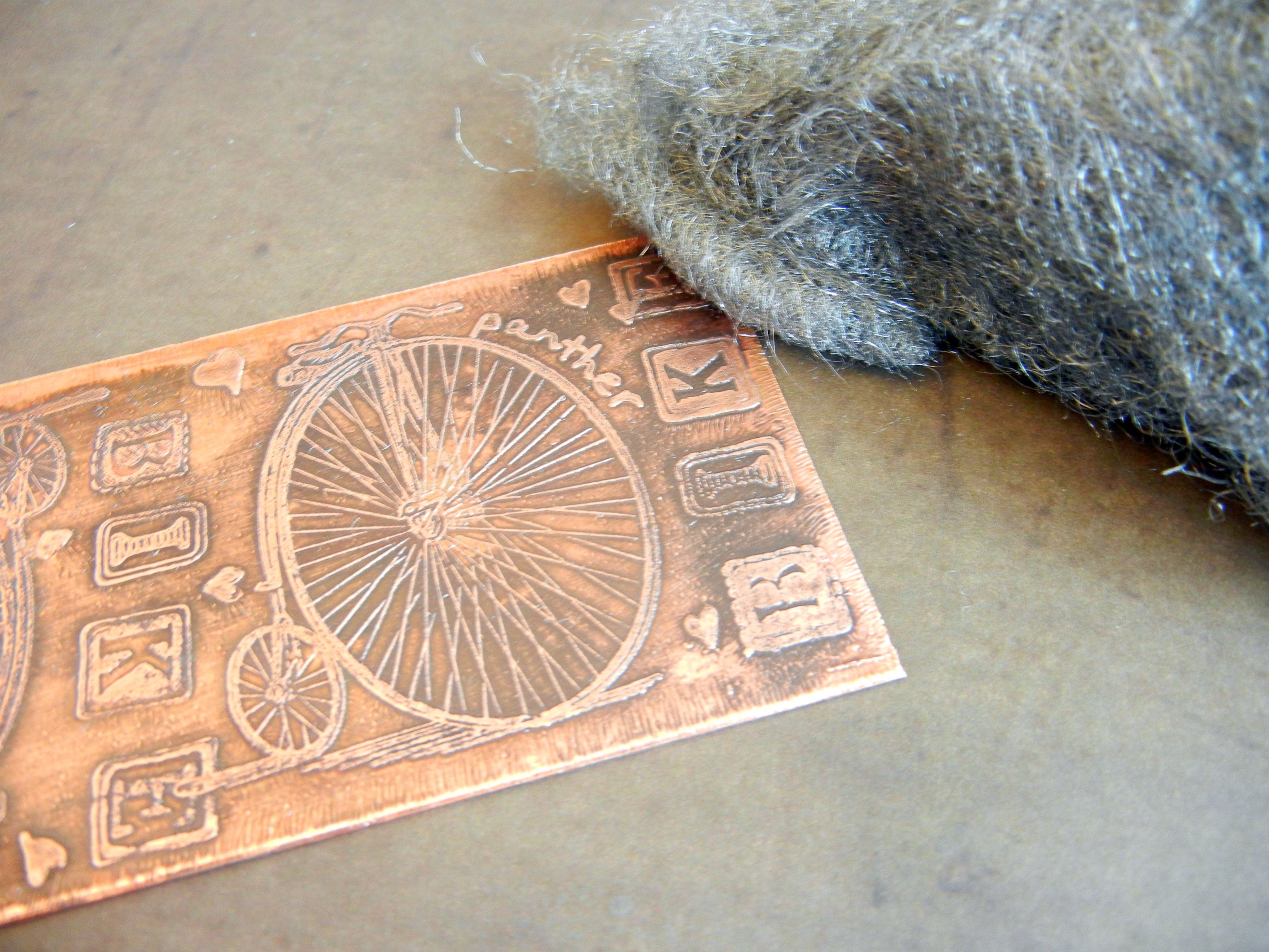 how to make metal etching stencils