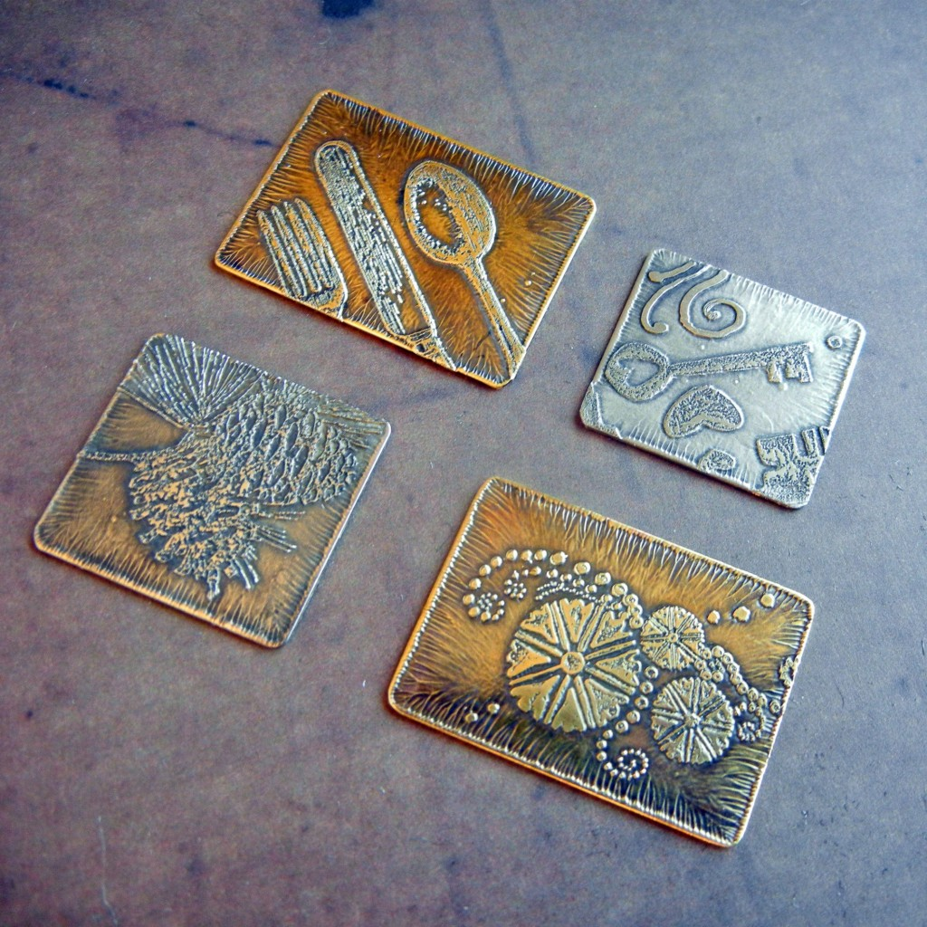 Diy Copper Etching Tutorial Rings And Things