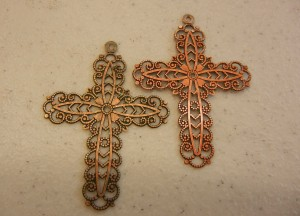 verdigris cross compare