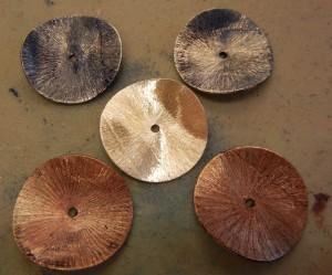 wavy disks