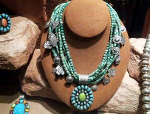 Traditional Turquoise & Sterling Silver Jewelry