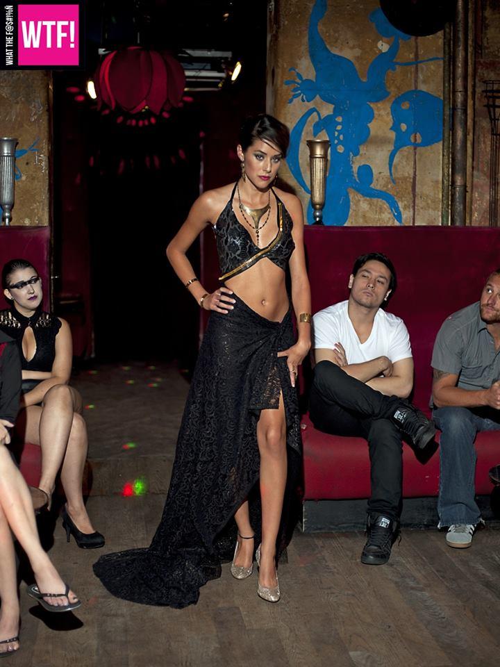 Model: \Perla Ochoa Clothing: Eco Chic Clothing Collections, Alyssah Perez Jewelry: Geisha Creations, Tiffany White Photography: Eric Barro, WTFashion Magazine