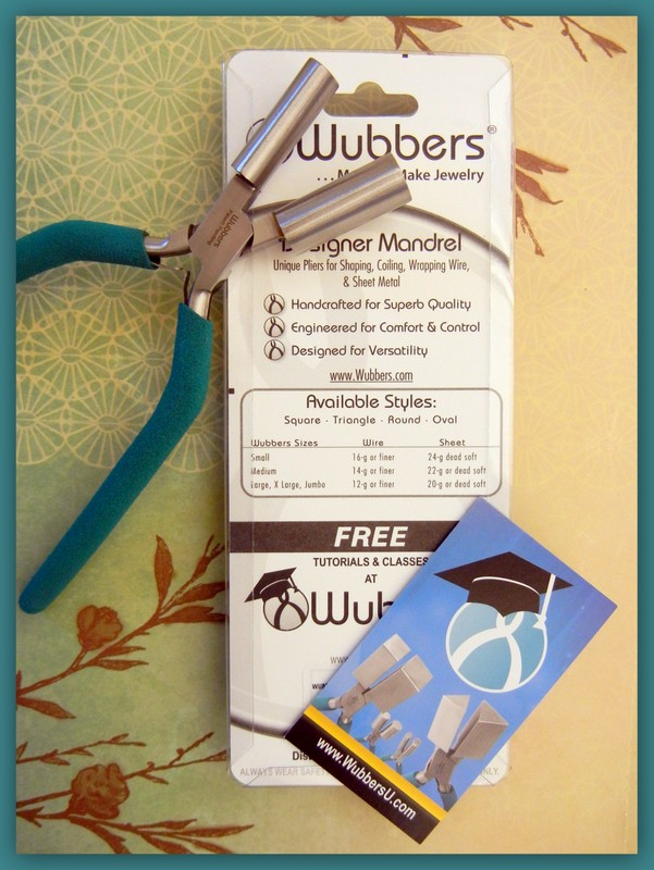 Wubbers packaging includes guage recommendation for wire and sheet metal plus an access code for Wubbers University.