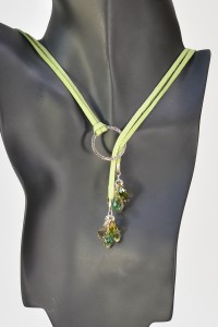 Giddy Up lariat necklace