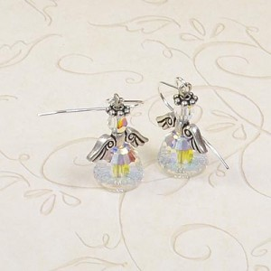 Angel in Training Earrings