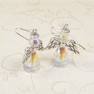 Heavenly Angel Earrings