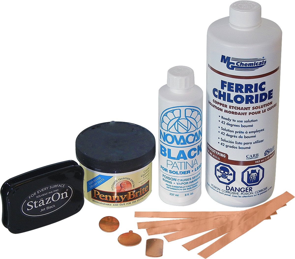 Metal Etching Kit Blog