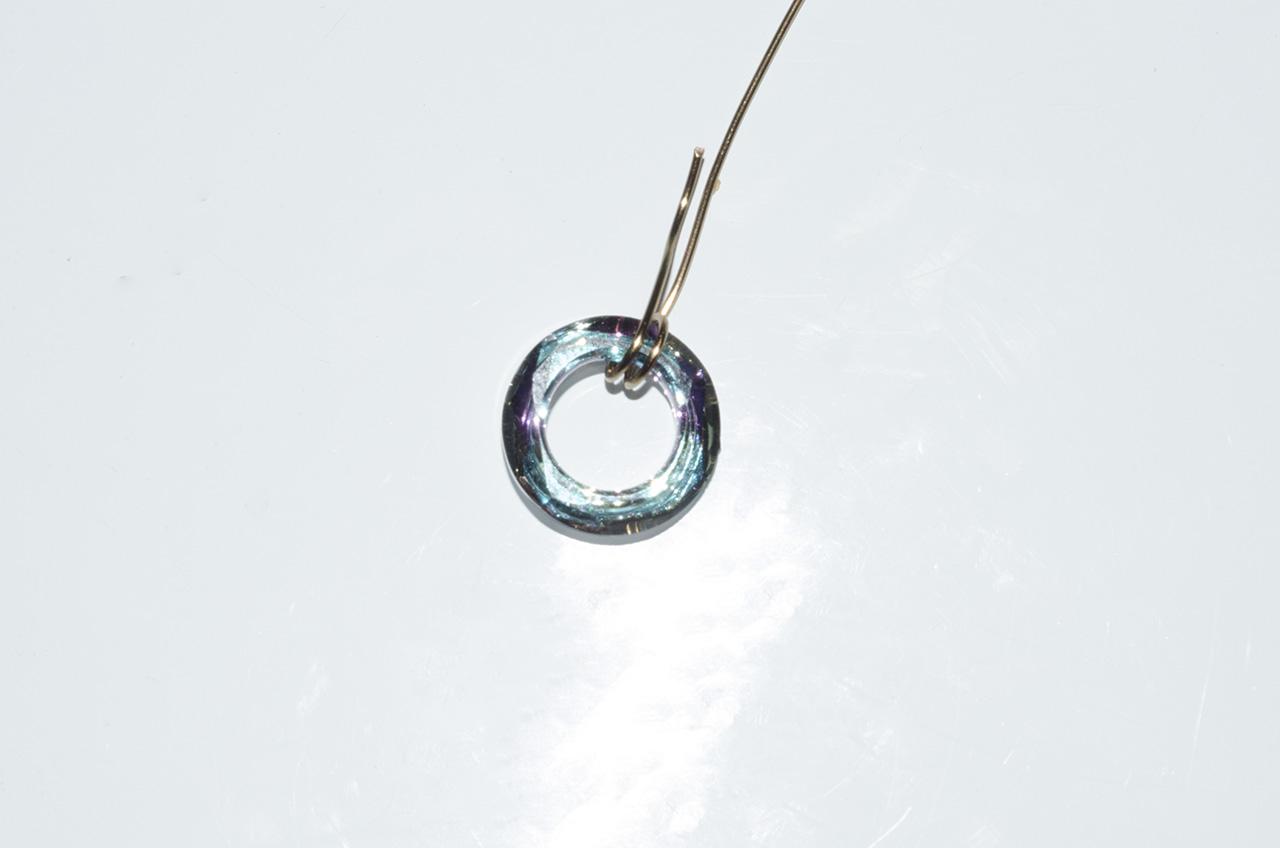 DIY Earrings with Swarovski Cosmic Rings – Rings and Things