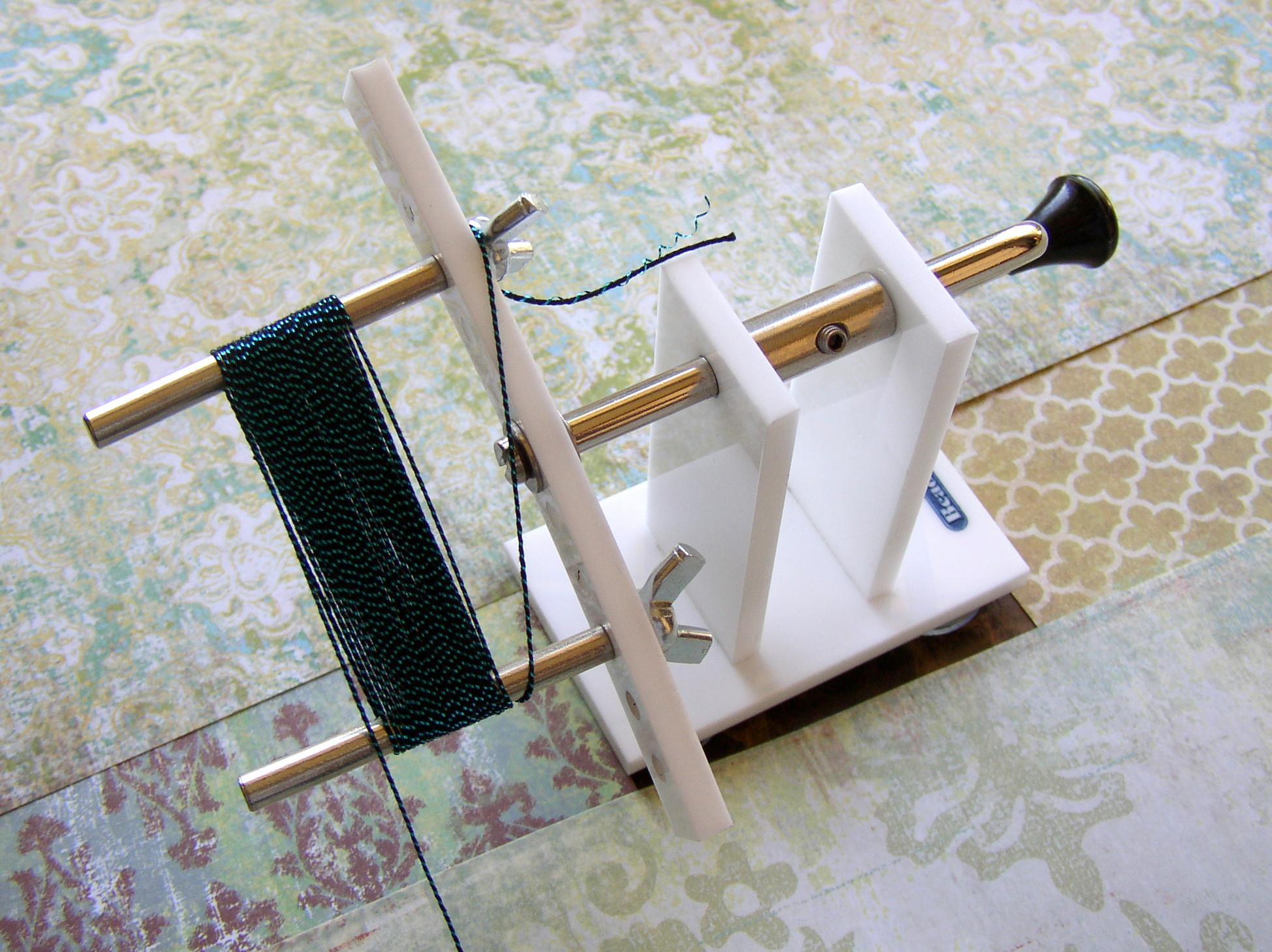 Tassel Maker Blog L - tassel 4