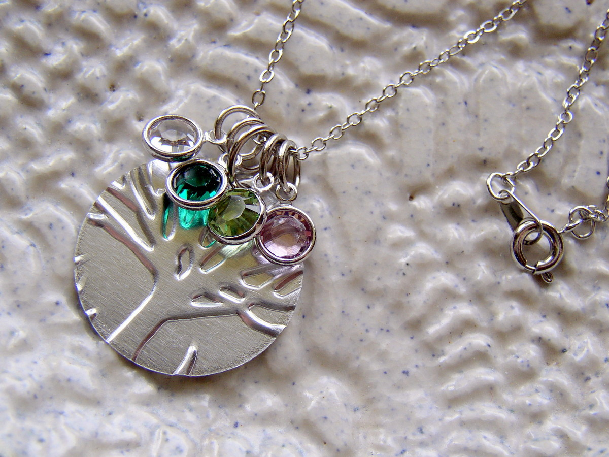 Family Tree Necklace Cover