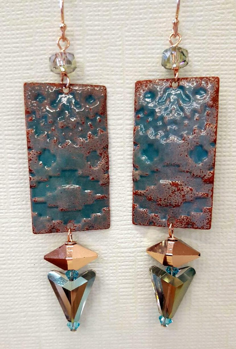 thompson enamel, diy jewelry making, paint with fire, colorful jewelry, enameling, torch fired, torch-fired, tutorial, how-to, instructions, information, learn to enamel