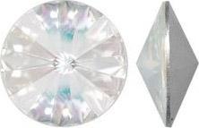 clear Swarovski crystal rivoli