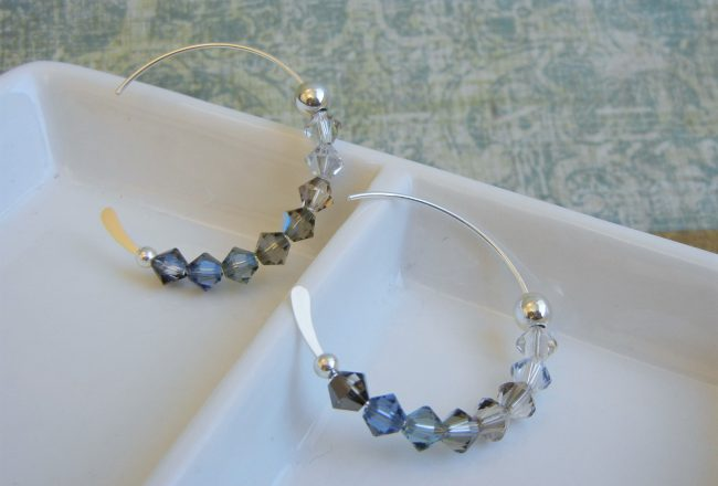 Jewelry Design Ideas for Endless Hoop Style Ear Wires ...